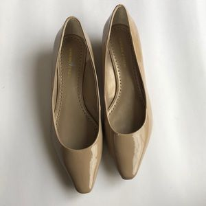 New Adrienne Vittadini Flats with slight heel